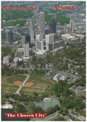 Aerial photo - Midtown