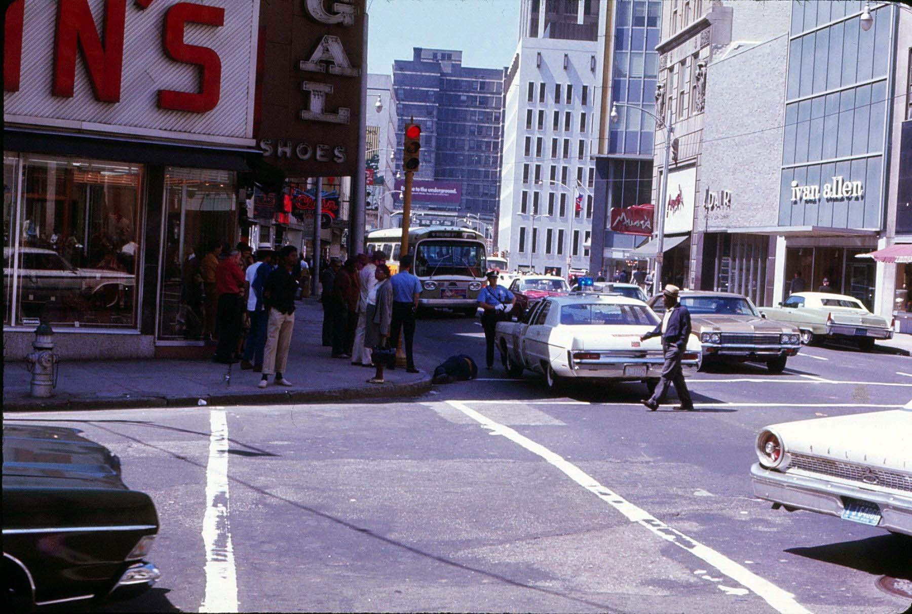 Peachtree Street 1970