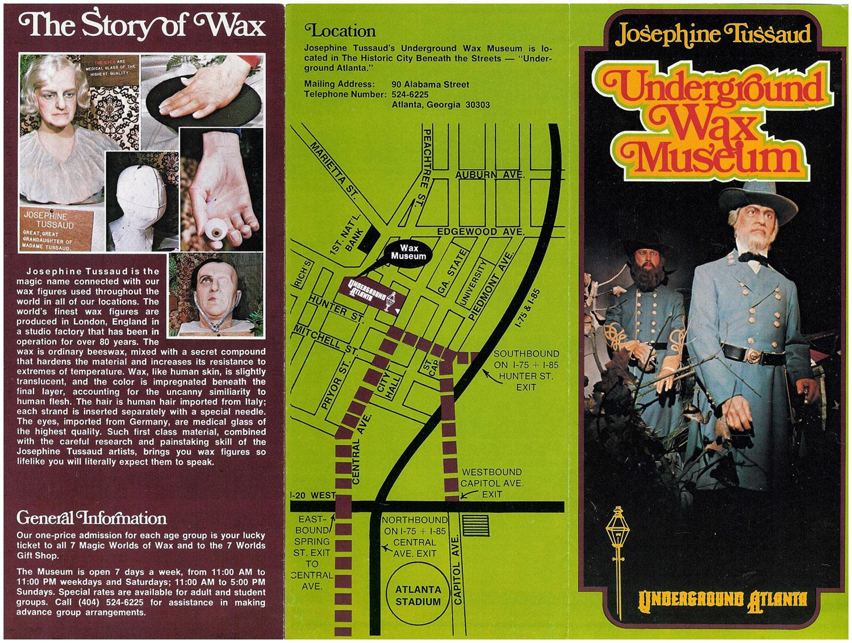 Underground Atlanta Wax Museum